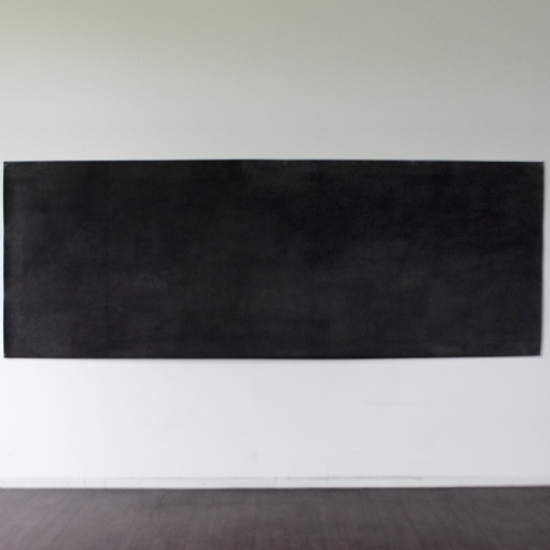2019 untitled  | 122 x 335 cm | charcoal on paper